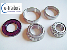 BEARING SET FOR ERDE 142 147 RTN WITH TRAILER  HUB - 30204  30205 + SEAL 30527